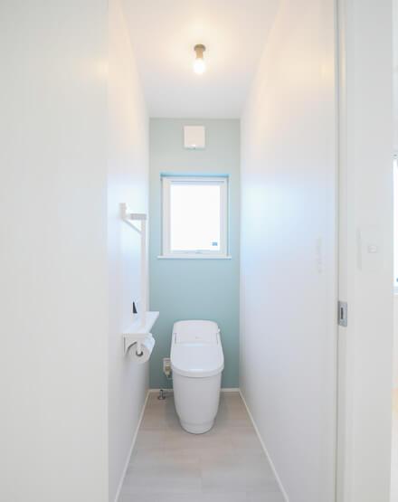 モデルハウス「トイレ」|八戸市の工務店リノベーションならグリーンホームズ