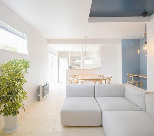 上質で快適な住まいを デザイン性アップ|八戸市でリフォーム・リノベーションするなら|ぐっとリノベ