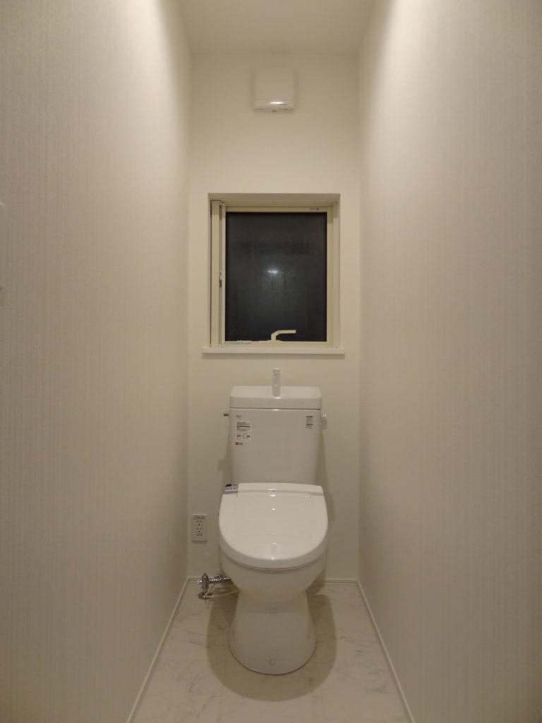 十和おしゃれでモダンなトイレ②|八戸市 リフォーム|ぐっとリノベ