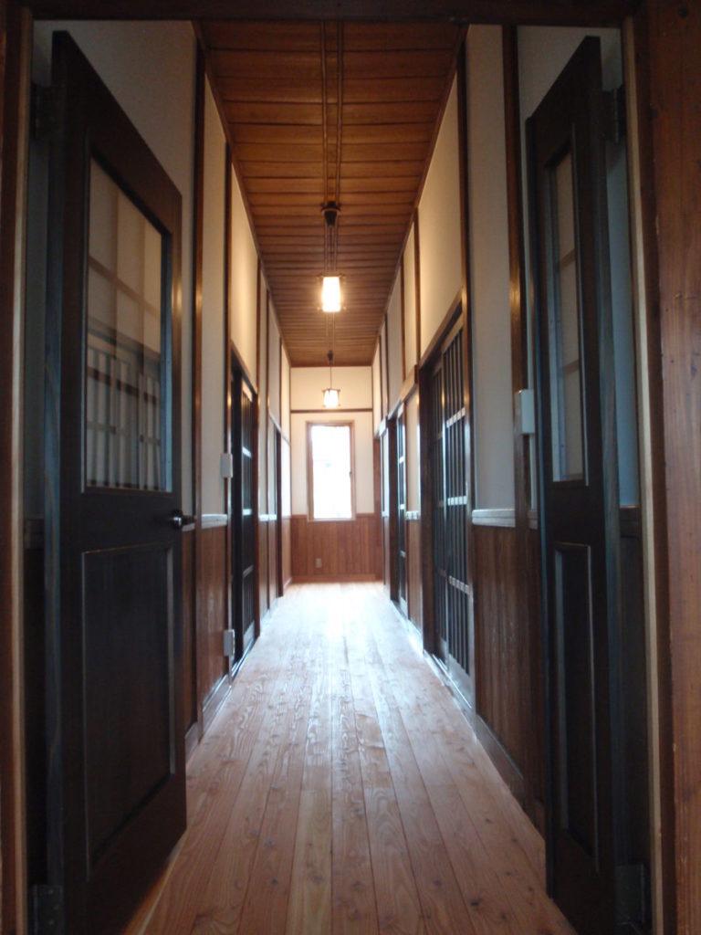 廊下をリフォーム|八戸市 リフォーム|ぐっとリノベ